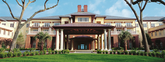 5-Star Accommodations on Kiawah Island