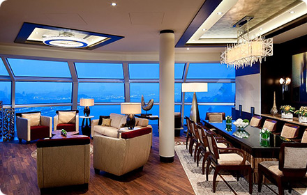 Celebrity Solstice Cruise Ship Suite