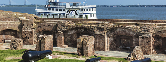 Experience the Deep History of Charleston at Fort Sumter
