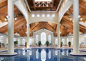 Hammock Beach Resort Indoor Pool