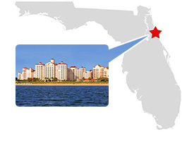 Hammock Beach Resort Location