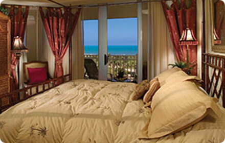 Ocean View Suite at Hammock Beach Resort