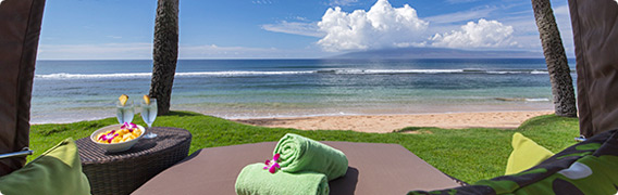 Cabana at Hyatt Regency Maui