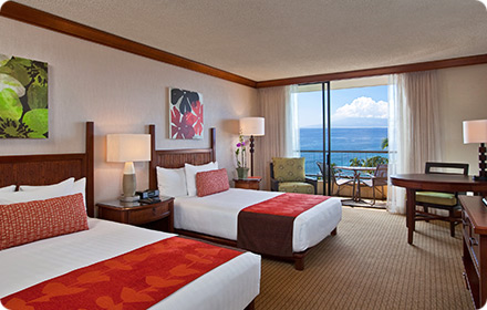 Hyatt Regency Maui Oceanfront Room