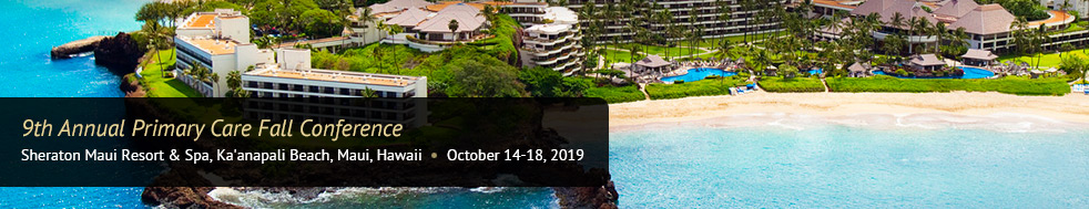 Maui Hawaii Fall CME 2019