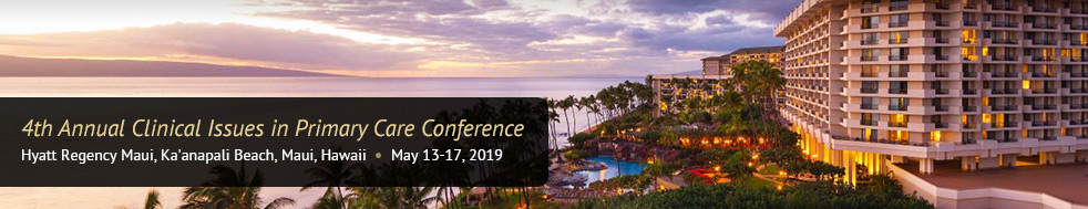 Maui Hawaii CME 2019