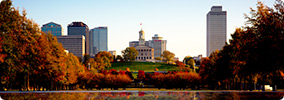 Nashville Tennessee Fall Colors