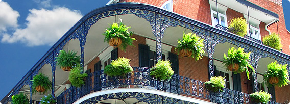 New Orleans Historic Architecture