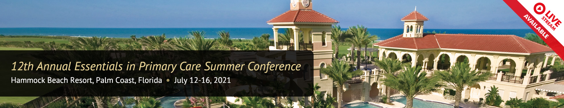 Palm Coast Florida Summer CME 2021