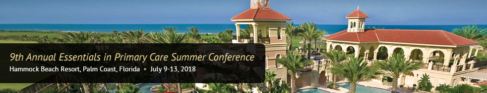 Palm Coast Florida Summer CME 2018