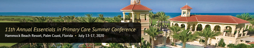 Palm Coast Florida Summer CME 2020