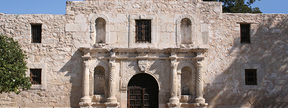 Remember, and Visit, the Alamo!