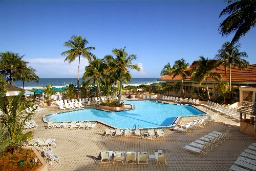 Hilton Marco Island Pool Essential in Primary Care Winter Conference