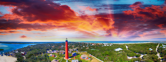 See the Tallest Lighthouse in Florida