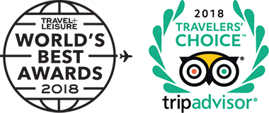 Travel + Leisure & Trip Advisor 2018
