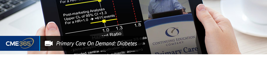 Primary Care On Demand: Diabetes