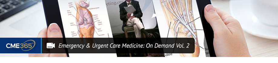 Emergency & Urgent Care Medicine: On Demand Vol. 2 Options