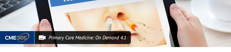 Primary Care Medicine: On Demand 4.1