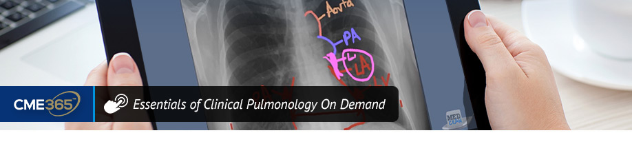 Essentials of Clinical Pulmonology On Demand