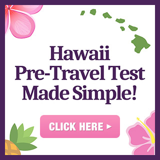 Hawaii Pre-Travel Testing