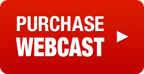 Purchase this webcast