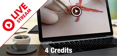 Wound Management & Suturing Virtual Workshops - March 20, 2021