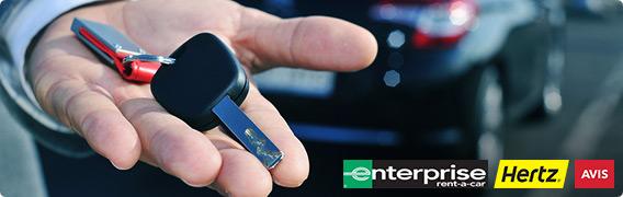 Car Rental Discounts - Enterprise, Hertz, & Avis