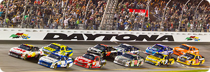 Spend a Day on the Track with Daytona International Speedway