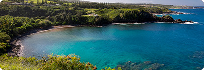 Visiting Maui's West Coast - Honolua Bay