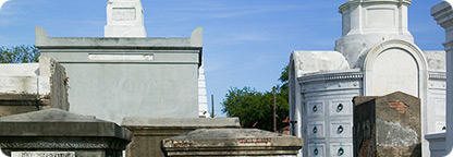 The Historically Haunted Cemeteries of New Orleans