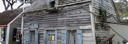 See the Oldest Wooden School in America