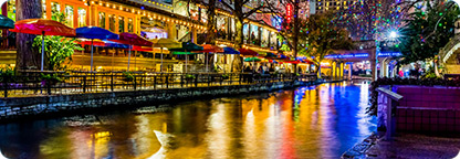When in San Antonio - Visit the Riverwalk