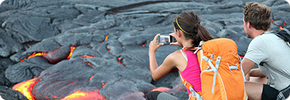 Discover the Glowing Beauty of Hawaii Volcanoes National Park